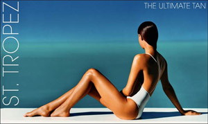 St Tropez - The Ultimate Tan